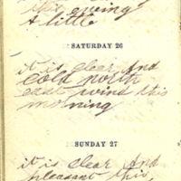 1863-09-25 -- 1863-09-27