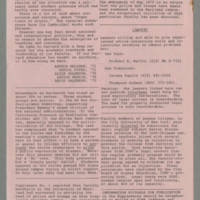 1970-05-16 Newsletter: MEASURE: Emergency Supplements No. 3 Page 2