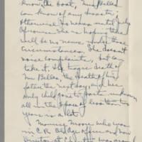 1942-02-13 Laura Davis to Lloyd Davis Page 3