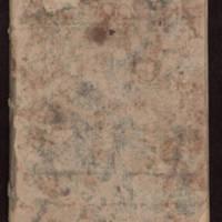 Grizelda Hart cookbook, Jan. 6, 1823