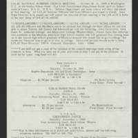 "1969-10-18 Newsletter: """"LULAC Glances"""" Page 6"