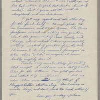 1935-07-17 Joseph Evans to John Evans Page 2