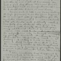 1916-10-06 Conger Reynolds to Mr. & Mrs. John Reynolds Page 2