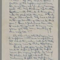 1943-01-17 Laura Davis to Lloyd Davis Page 4