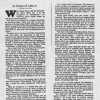 """1982-01-15 """"""""Simon Estes: I have been ready for the Met since 1974"""""""" Page 1"""