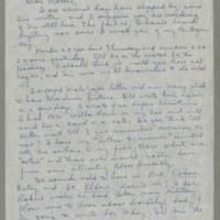 1944-01-09 Helen Fox to Bess Peebles Fox Page 1