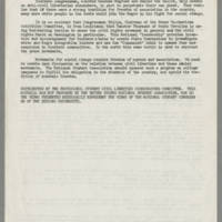 """""Civil Rights and Civil Liberties"""" by Robert Moses, Field Secretary, S.N.C.C. Page 2"