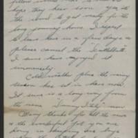 1945-09-12 Cpl. Don Kiesey to Dave Elder