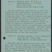 1971-09-30 'The Eco-Nomics of Ecology in Iowa City'