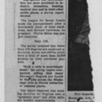 "1951-11-02 Des Moines Register Article: ""Negro Report On Davenport"""