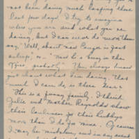 1918-08-22 Daphne Reynolds to Conger Reynolds Page 5