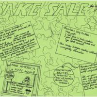 Bake Sale For the Pentagon
