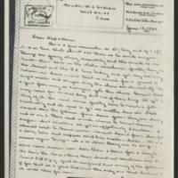 1944-06-13 M/Sgt. John W. Graham to Mr. & Mrs. W.J. Graham Page 1