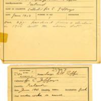 Thomas Wilmer Dewing, egg card # 015
