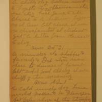 1926-10-30 -- 1926-11-01