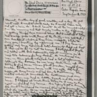 1943-09-02 Laura Davis to Lloyd Davis