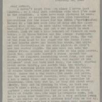 1946-02-10 Helen Fox Angell to Bessie Peebles Fox Page 1