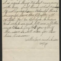 Undated letter (2) Page 2