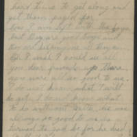 1919-02-21 Letter from Mrs. W. Webb Page 2