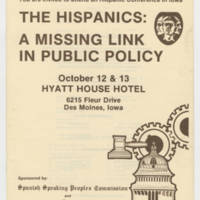 1979-10-12 The Hispanics: A Missing Link in Public Policy Page 1