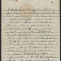 1918-03-21 Thomas Messenger to Vera Wade Page 5