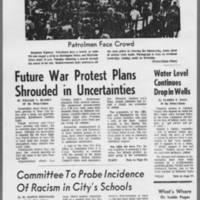 "1972-05-10 Iowa City Press-Citizen Article: """"Highway Patrolmen To Remain on Duty in Iowa City"""" Page 2"