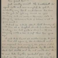 """1945-04-27 """"""""Fritz"""""""" Fields to Dave Elder Page 1"""