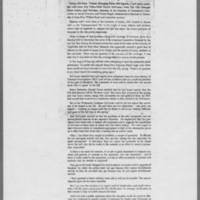 """1970-08-27 Daily Iowan Editorial: """"""""Trouble in the fall? Clarification, please--"""""""""""