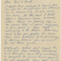 1944-04-19 Lt. Fred A. Schueller to Mr. W. Earl and Mrs. Ruth Hall Page 1