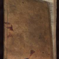 English cookbook, 1750-1780
