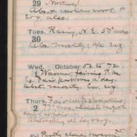 1919-09-28 -- 1919-10-04