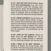 Anti-Degamation League of B'nai B'rith Page 21