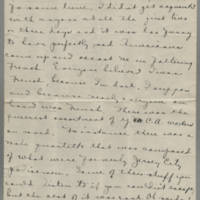1919-05-31 Daphne Reynolds to Mary Goodenough Page 2