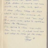 1942-09-09 Lloyd Davis to Laura Davis Page 3