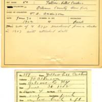Thomas Wilmer Dewing, egg card # 272