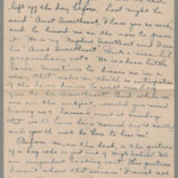 1918-08-21 Daphne Reynolds to Conger Reynolds Page 2