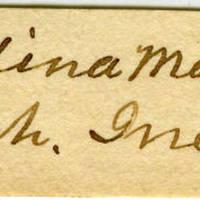 Clinton Mellen Jones, egg card # 296