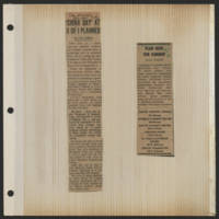 1971-10-28 Des Moines Register Article: 'China Day' at U of I Planned'