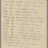1942-12-21 Lloyd Davis to Laura Davis Page 2