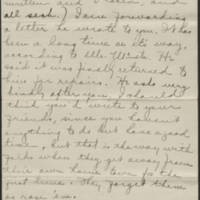 1918-03-24 Daphne Reynolds to Conger Reynolds Page 2