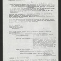 """1970-06-06 Newsletter: """"""""LULAC Glances"""""""" Page 6"""