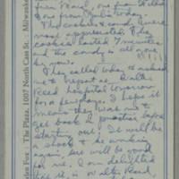 1944-01-11 Helen Fox to Bess Peebles Fox Postcard