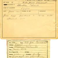 Thomas Wilmer Dewing, egg card # 083