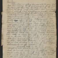 1945-07-15 H. Wolf to Dave Elder Page 1