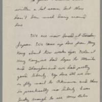 1946-02-14 Bob Sutten to Dave Elder Page 1