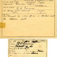 Thomas Wilmer Dewing, egg card # 014