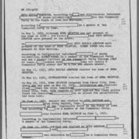 1952-07-08 Omaha Field Office report on Edna Griffin surveillance Page 2