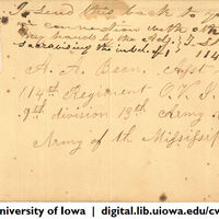 1863-05-11 Envelope