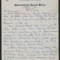 Undated letter 4
