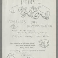 Governor's Day Demonstration